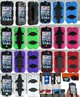 FULL BODY PROTECTOR Shockproof Rugged Rotate Belt Clip Holster Stand Case Cover