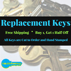 Replacement HON Furniture Key - Series L001 - L010 - Buy 1, Get one 50% off $5.98 USD on eBay