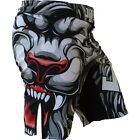 Shorts Jitsu King of Beasts Men MMA Fitness Boxing Training