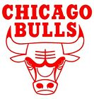 Chicago Bulls NBA Team Logo Decal Stickers Basketball on eBay