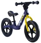 """BLUE AND GREEN 12"""" ROYAL BABY GIRL'S BOY'S KIDS CHILDREN BIKE WITH STABILISERS"""