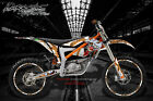 "KTM FREERIDE 250R 350 E-SX E-XC ""STIFF UPPER LIP"" GRAPHICS WRAP DECALS FREE RIDE"