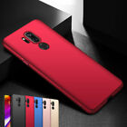 Luxury Shockproof Ultra Slim Matte Hard Back Case Cover For LG G5 G6 K8 K10 V20