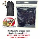 Hair Salon Hairdressing Cutting UK Dye Cape Cover Barber Gown Kids Unisex Adults
