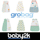 Grobag Baby Toddler Sleeping Sleep Bag Safer Sleeping Girls Boys 2.5 Tog BNWT