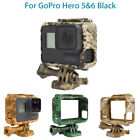 GoPro Hero6 5 Accessories Protective Housing Case Frame Cover Shell Camouflage