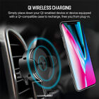 Original Car Wireless Charger+Receiver For Samsung Galaxy Phone Iphone 8 7 6