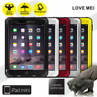 Quality Love Mei Gorilla Glass Shockproof Metal Case Cover For A pple iPad Mini4