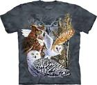 """The Mountain T-Shirt """"Find 11 Owls"""""""