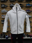 NEW AUTHENTIC ADIDAS Z.N.E. Hoodie - White/Black; B48878