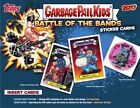 2017 Garbage Pail Kids: Battle of the Bands Parallel Singles Blue: Choose Yours