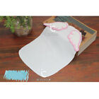 Baby Sweat Towel Infant Back Dry Wipe Cloth Angel Wings Back Gauze Absorb 4Layer