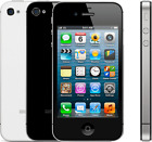 Apple Iphone 4s - Black White At&t T-mobile 8gb/16gb/32gb/64gb
