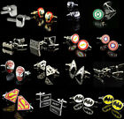 CUFFLINKS Various Styles with Display Box   Cuff Links   Brand New   Free Postag $25.27 AUD