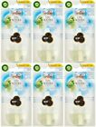 6 x 19ml Airwick Scented Oil Plug-in Refills (Limited Edition Scents!) Air Wick