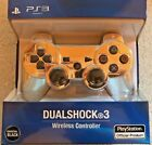 Brand New Sealed Custom Chrome DualShock Controller for Sony Playstation 3 PS3