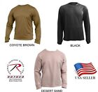 Long Johns SHIRT Silk Weight Thermal Military Gen III ECWCS  Rothco Underwear