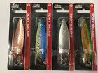 NEW TOBY SALMO SALMON/PIKE SPECIALIST FISHING SPOON 30GRM FREE POST UK