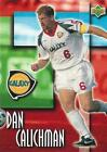 1997 Upper Deck Bandai Major League Soccer - Los Angeles Galaxy - Base Commons