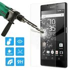 Premium Tempered Glass Screen Protector+Clear TPU Case Cover For All Sony Xperia