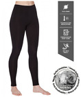 100% Merino wool. Thermowave WARM woman leggings  Base Layer (0712)