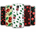 DYEFOR CHERRY PRINT COLLECTION HARD MOBILE PHONE CASE COVER FOR SAMSUNG J5 2017 £4.95 GBP on eBay
