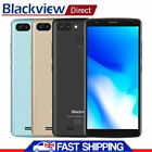 """5.5"""" Blackview A30 Android 8.1 Smartphone Quadcore Dual Sim Face Id Mobile Phone"""