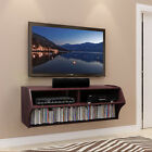 New TV Stand Wall Mounted Entertainment Console LED LCD AV Media Shelves Table