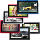 "7"" inch A33 Google Android Quad Core Camera 8GB WIFI Tablet PC UK Plug XMAS NEW"