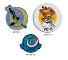 US Navy Fleet Composite Squadron VC-1 Blue Alii VC-3 VC-11 VC-885 VFC-12 Patch