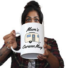 Funny Mugs - Mums Caravan MUG - Joke Family BIG GIANT NOVELTY MUG
