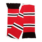 Football Scarf Selection Bar Stripe Warm Winter Rugby Christmas Birthday