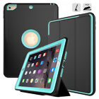 Kids Heavy Duty Shockproof Stand Case Cover For Apple Ipad 4 3 2 Mini&air Lot
