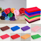 Absorbent Small Drying Microfiber Hand Face Towels Sports Travel Camping 30x70cm