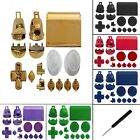 PS4 Replacement Buttons Custom Mod Kit Set for Playstation 4 V3 Controller