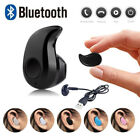 Mini Wireless Bluetooth Stereo Headset Earphone Earbud Earpiece Sport Headphone