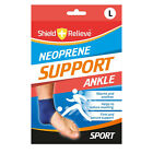 Neoprene support bandage - ANKLE - Selection of Sizes