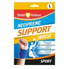 Neoprene support bandage - WRIST - Selection of Sizes