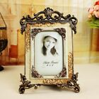 "Vintage Retro Resin 6""/7""/8"" Wedding Picture/Photo Frame Home Bedroom Desk Decor"