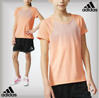 SALE - Adidas Girls SunGlo Sports T-Shirt Top Age 7-8-9-10-11-12-13-14 Years