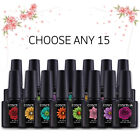 Nail Gel Polish Classic Range UV LED Soak Off 10ml Bottles Pick Any 15 Free Post