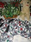 Holiday Dog Pajamas (New) See more colors & sizes in my E-bay Store