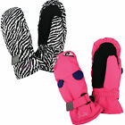 Dare2b Watch Out Girls Mitt Insulated Winter Ski Mittens