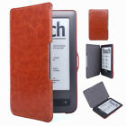 Hard Leather Protector Pouch Skin Case Cover For PocketBook 622/623 Touch TR