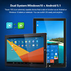 "2 in 1 BT4 Teclast Tbook 10S Ultrabook Tablet PC 10.1"" Windows 10+Android 4G+64G"