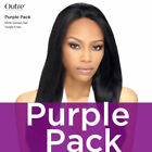 "Внешний вид - Outre Premium Purple Pack 100% Human Hair Yaki Weave 8""~20"""