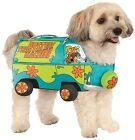 Pet Dog Cat Scooby Mystery Machine Halloween Fancy Dress Costume Outfit XS-XL