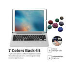 """Bluetooth Keyboard Backlit Full-Body Aluminum Case Cover for iPad Pro 12.9"""""""