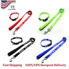 Service Dog Walking Hiking Rope Leash Nylon Length with Collar Harnesses For Dog
