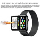 For Apple Watch Series 3 Tempered Glass Full Edge Cover Screen Protector 38/42mm